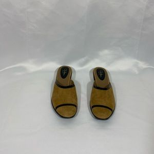 Colehaan Suede Mules Size 7